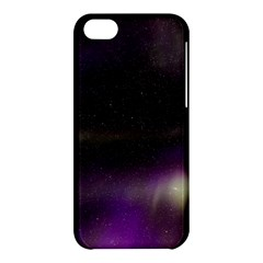 The Northern Lights Nature Apple Iphone 5c Hardshell Case
