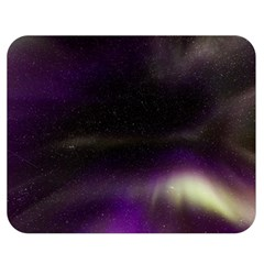 The Northern Lights Nature Double Sided Flano Blanket (medium)