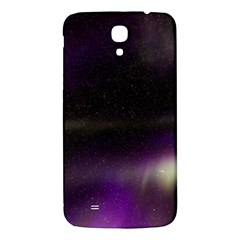 The Northern Lights Nature Samsung Galaxy Mega I9200 Hardshell Back Case by Nexatart