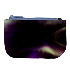 The Northern Lights Nature Large Coin Purse