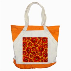 Gerbera Flowers Nature Plant Accent Tote Bag by Nexatart