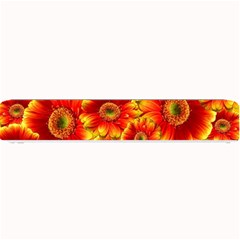 Gerbera Flowers Nature Plant Small Bar Mats