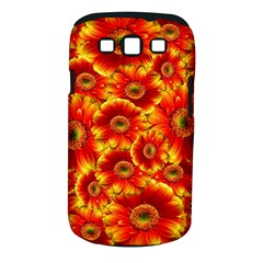 Gerbera Flowers Nature Plant Samsung Galaxy S Iii Classic Hardshell Case (pc+silicone)