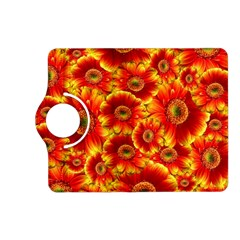 Gerbera Flowers Nature Plant Kindle Fire Hd (2013) Flip 360 Case by Nexatart