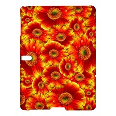 Gerbera Flowers Nature Plant Samsung Galaxy Tab S (10 5 ) Hardshell Case  by Nexatart