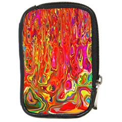Background Texture Colorful Compact Camera Cases by Nexatart