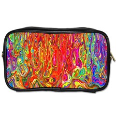 Background Texture Colorful Toiletries Bags 2 Side by Nexatart