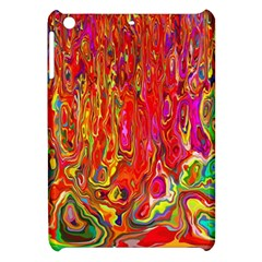 Background Texture Colorful Apple Ipad Mini Hardshell Case