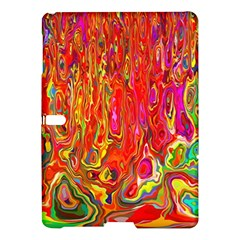 Background Texture Colorful Samsung Galaxy Tab S (10 5 ) Hardshell Case
