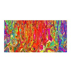 Background Texture Colorful Satin Wrap