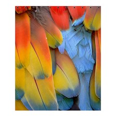 Spring Parrot Parrot Feathers Ara Shower Curtain 60  X 72  (medium)