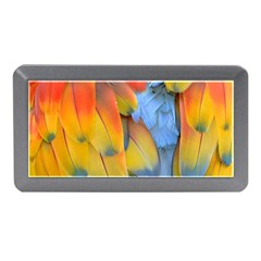 Spring Parrot Parrot Feathers Ara Memory Card Reader (mini)