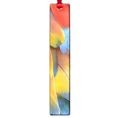Spring Parrot Parrot Feathers Ara Large Book Marks by Nexatart