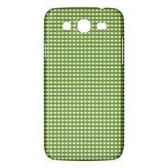 Gingham Check Plaid Fabric Pattern Samsung Galaxy Mega 5 8 I9152 Hardshell Case  by Nexatart