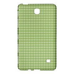 Gingham Check Plaid Fabric Pattern Samsung Galaxy Tab 4 (8 ) Hardshell Case  by Nexatart