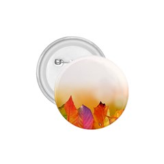 Autumn Leaves Colorful Fall Foliage 1 75  Buttons by Nexatart