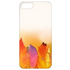 Autumn Leaves Colorful Fall Foliage Apple Iphone 5 Classic Hardshell Case