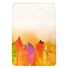 Autumn Leaves Colorful Fall Foliage Flap Covers (s)  by Nexatart