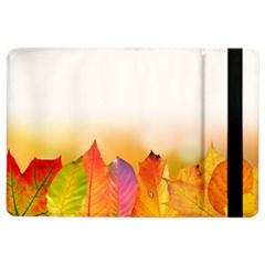 Autumn Leaves Colorful Fall Foliage Ipad Air 2 Flip