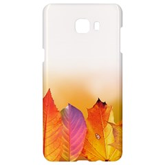 Autumn Leaves Colorful Fall Foliage Samsung C9 Pro Hardshell Case  by Nexatart