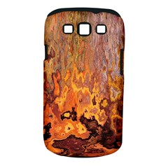 Background Texture Pattern Vintage Samsung Galaxy S Iii Classic Hardshell Case (pc+silicone)