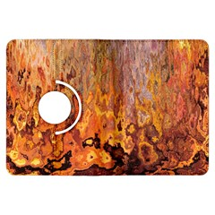 Background Texture Pattern Vintage Kindle Fire Hdx Flip 360 Case