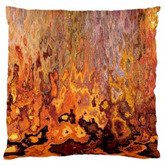 Background Texture Pattern Vintage Standard Flano Cushion Case (two Sides) by Nexatart