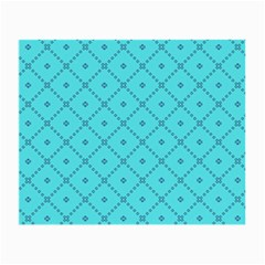 Pattern Background Texture Small Glasses Cloth by Nexatart