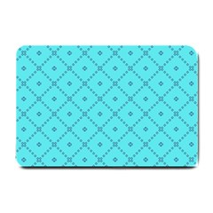 Pattern Background Texture Small Doormat  by Nexatart