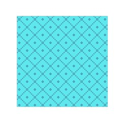 Pattern Background Texture Small Satin Scarf (square)