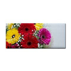 Flowers Gerbera Floral Spring Cosmetic Storage Cases by Nexatart