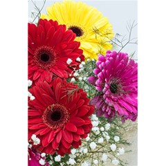 Flowers Gerbera Floral Spring 5 5  X 8 5  Notebooks by Nexatart