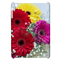 Flowers Gerbera Floral Spring Apple Ipad Mini Hardshell Case