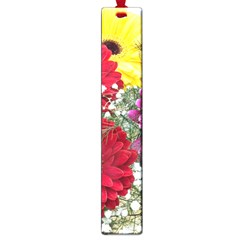 Flowers Gerbera Floral Spring Large Book Marks by Nexatart