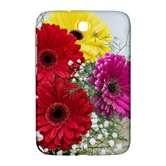Flowers Gerbera Floral Spring Samsung Galaxy Note 8 0 N5100 Hardshell Case  by Nexatart