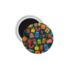 Presents Gifts Background Colorful 1 75  Magnets