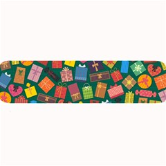 Presents Gifts Background Colorful Large Bar Mats