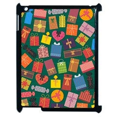 Presents Gifts Background Colorful Apple Ipad 2 Case (black) by Nexatart
