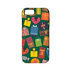 Presents Gifts Background Colorful Apple Iphone 5 Classic Hardshell Case (pc+silicone) by Nexatart