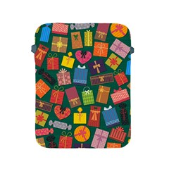 Presents Gifts Background Colorful Apple Ipad 2/3/4 Protective Soft Cases by Nexatart