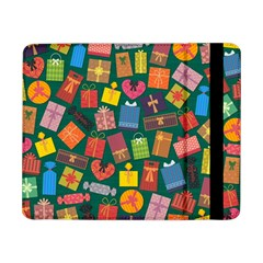 Presents Gifts Background Colorful Samsung Galaxy Tab Pro 8 4  Flip Case by Nexatart