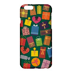 Presents Gifts Background Colorful Apple Iphone 6 Plus/6s Plus Hardshell Case