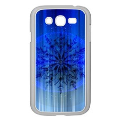Background Christmas Star Samsung Galaxy Grand Duos I9082 Case (white) by Nexatart