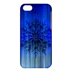 Background Christmas Star Apple Iphone 5c Hardshell Case by Nexatart