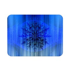 Background Christmas Star Double Sided Flano Blanket (mini)  by Nexatart
