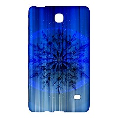 Background Christmas Star Samsung Galaxy Tab 4 (7 ) Hardshell Case