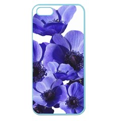Poppy Blossom Bloom Summer Apple Seamless Iphone 5 Case (color)