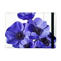 Poppy Blossom Bloom Summer Apple Ipad Mini Flip Case by Nexatart