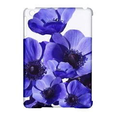 Poppy Blossom Bloom Summer Apple Ipad Mini Hardshell Case (compatible With Smart Cover) by Nexatart