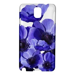 Poppy Blossom Bloom Summer Samsung Galaxy Note 3 N9005 Hardshell Case
